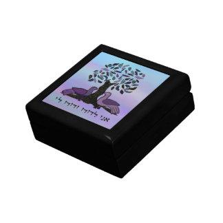 My Beloved is Mine Jewelry Box
