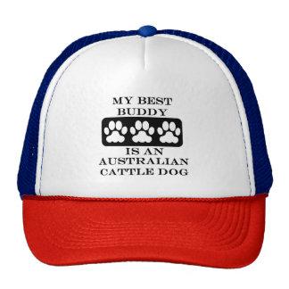 My Best Buddy is an Australian Cattle Dog Cap