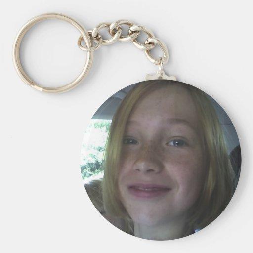 my best friend chloe key chain