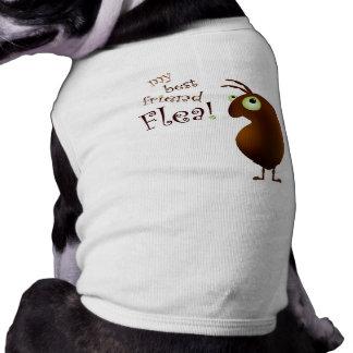 My best friend flea shirt