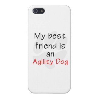 My Best Friend is an Agility Dog iPhone 5 Cases