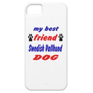 My best friend Swedish Vallhund Dog iPhone 5 Case