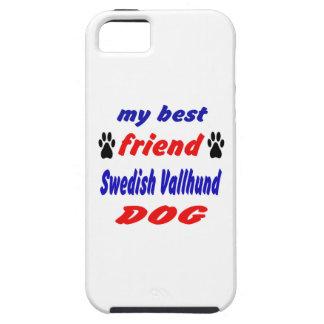 My best friend Swedish Vallhund Dog iPhone 5 Cases