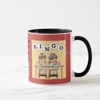 My BINGO Buddy! Mug