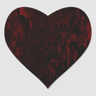 My bleeding heart Sticker