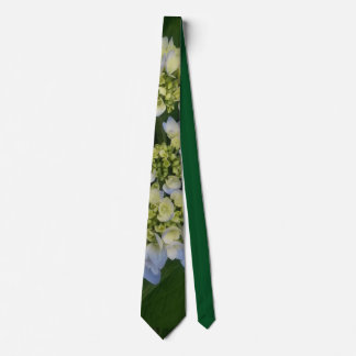 """""""My Blue Hydrangeas"""" Tie"""