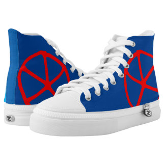 My blue sweet shoes