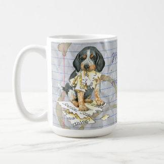 My Bluetick Ate My Lesson Plan Coffee Mug