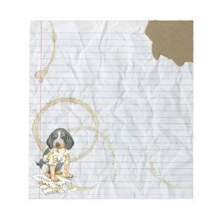 My Bluetick Ate My Lesson Plan Notepads