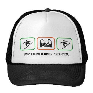 MY BOARDING SCHOOL CAP