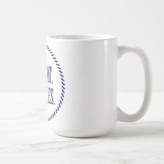 My Boat, My Rules Coffee Mug