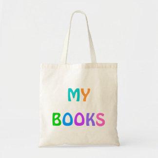 MY BOOKS Tote Bag