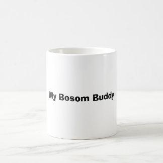 My Bosom Buddy Basic White Mug