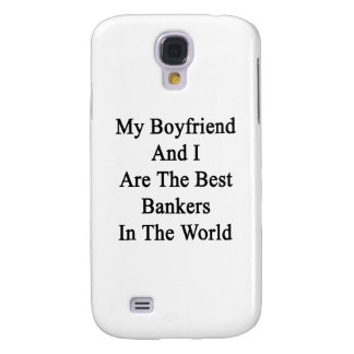 My Boyfriend And I Are The Best Bankers In The Wor Galaxy S4 Case