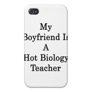 My Boyfriend Is A Hot Biology Teacher Covers For iPhone 4