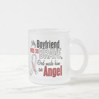 My Boyfriend Is An Angel Lung Cancer Mug