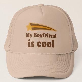 My Boyfriend is Cool Trucker Hat