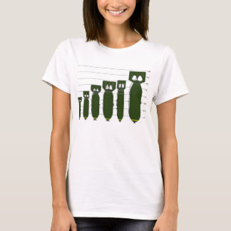 my boyfriend is da bomb T-Shirt