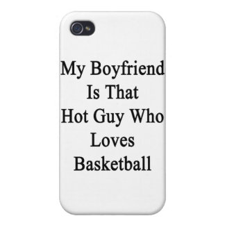 My Boyfriend Is That Hot Guy Who Loves Basketball. iPhone 4/4S Case