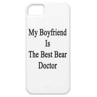 My Boyfriend Is The Best Bear Doctor iPhone 5 Cases