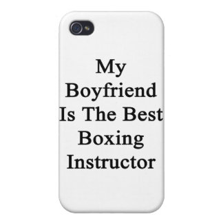My Boyfriend Is The Best Boxing Instructor iPhone 4/4S Case