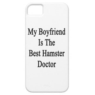 My Boyfriend Is The Best Hamster Doctor iPhone 5/5S Cases