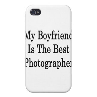 My Boyfriend Is The Best Photographer iPhone 4 Cover