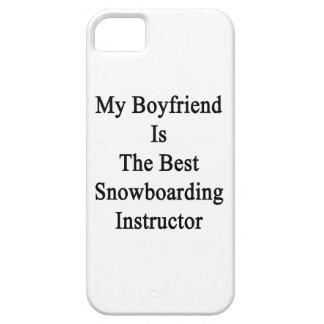 My Boyfriend Is The Best Snowboarding Instructor iPhone 5 Case