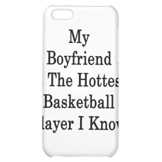My Boyfriend Is The Hottest Basketball Player I Kn Cover For iPhone 5C