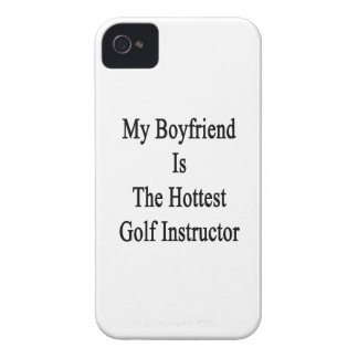 My Boyfriend Is The Hottest Golf Instructor iPhone 4 Cases