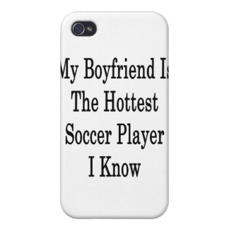 My Boyfriend Is The Hottest Soccer Player I Know iPhone 4/4S Case