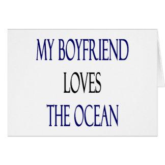 My Boyfriend Loves The Ocean Cards