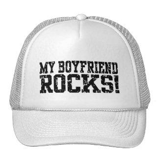 My Boyfriend Rocks Cap