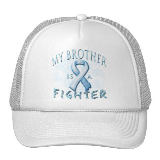 My Brother is a Fighter Light Blue Cap