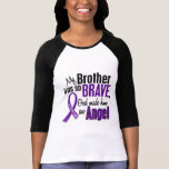 My Brother Is An Angel Pancreatic Cancer Tees