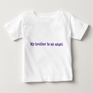 My brother is an angel t-shirt