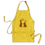 My Butt Hurts! - What? Standard Apron