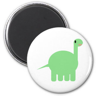my cartoon dinosaur magnet