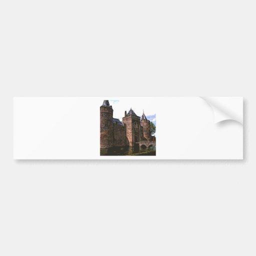 My Castle Bumper Stickers