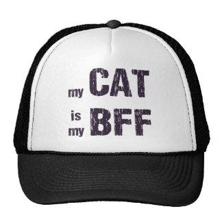 My Cat is My BFF Cap