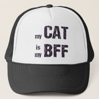 My Cat is My BFF Hat