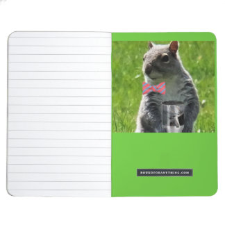 My Chatterings #5, Squirrelly Edition Journals