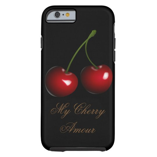 MY CHERRY AMOUR iPHONE 6 BARELY THERE Tough