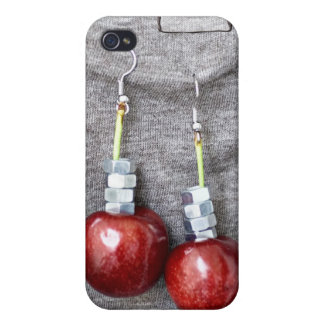 My Cherry iPhone Speck Case Cover For iPhone 4