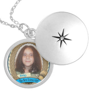 My Child is the Next Science Guy Pendant