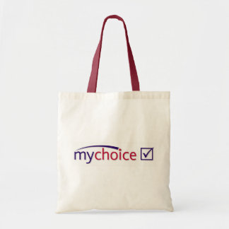 My Choice Tote Bags