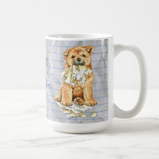 My Chow Ate my Lesson Plan Coffee Mug