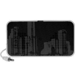 My City Mp3 Speakers