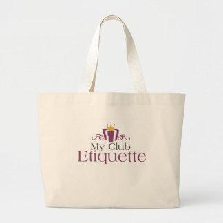 My Club Etiquette Bag
