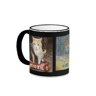 My Coffee Transformation Ringer Mug
